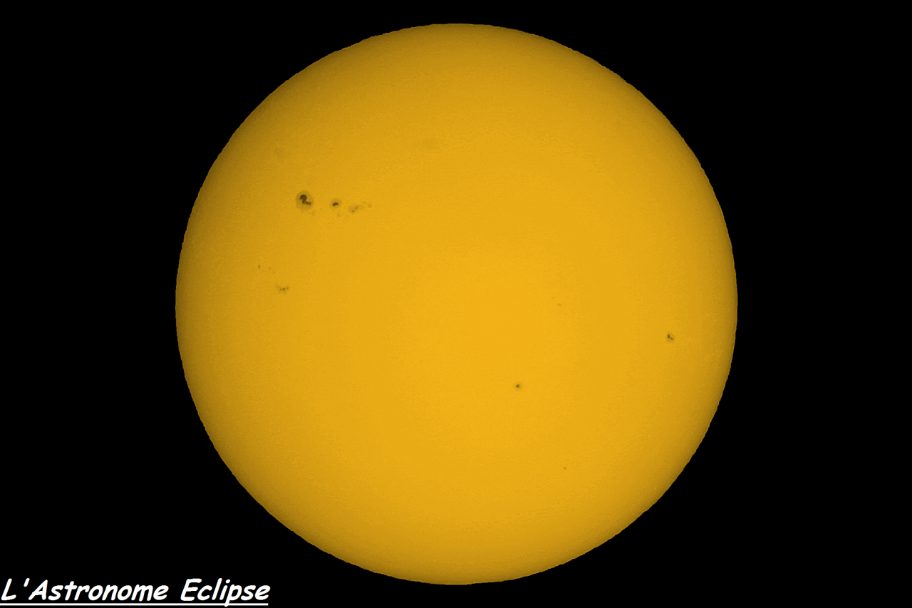 Soleil du 10 Janvier 2014