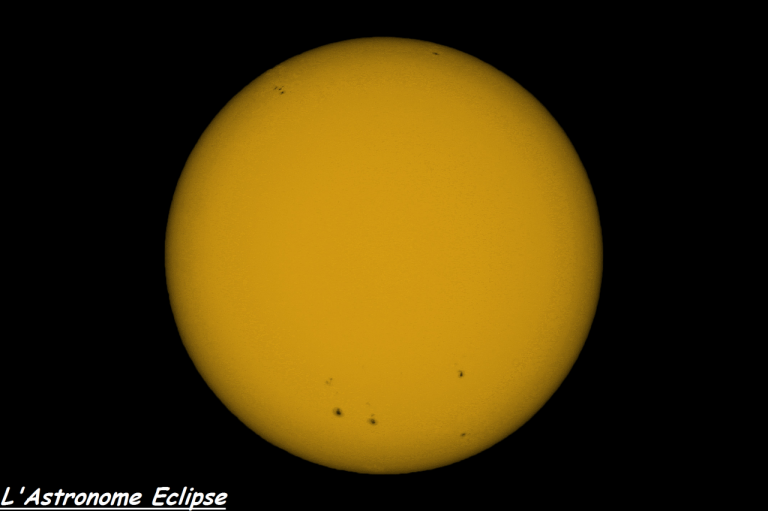 Soleil du 11 Juin 2014