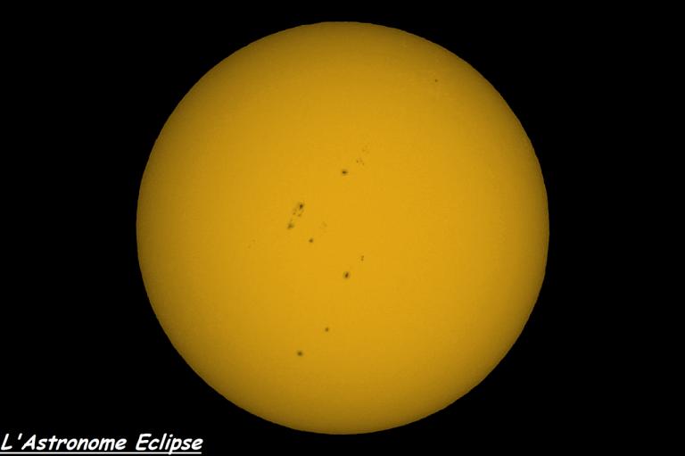 Soleil du 16 Avril 2014