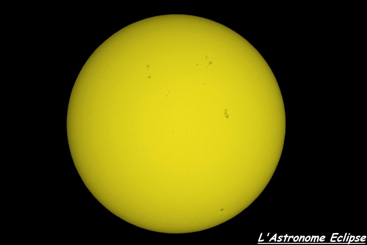 Soleil du 21 Juin 2013