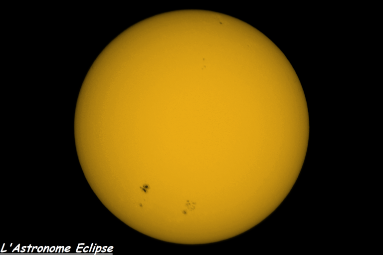 Soleil du 6 Février 2014