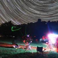 Filé d'étoile sous Polaris (29 Septembre 2019)