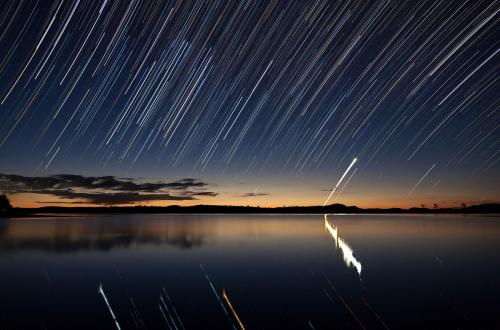 Filé d'étoiles (image IceInSpace)