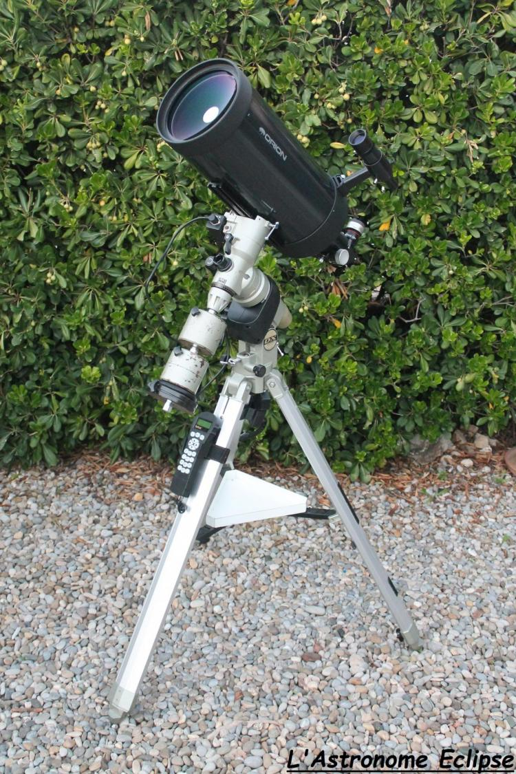 Maksutov orion 180 2700 image l astronome eclipse