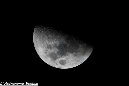 Quartier lunaire (7 Février 2014)