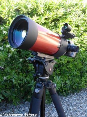 Celestron Nexstar 4 SE (image L'Astronome Eclipse)