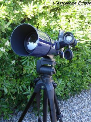 Paralux 70/350 (image L'Astronome Eclipse)