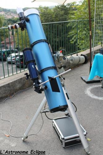 Skywatcher 150-1200 (image L'Astronome Eclipse)